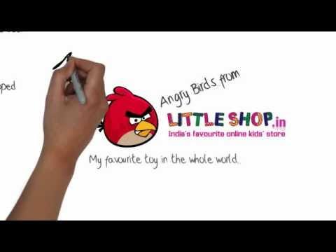 Little Shop: India's favourite online kids' store