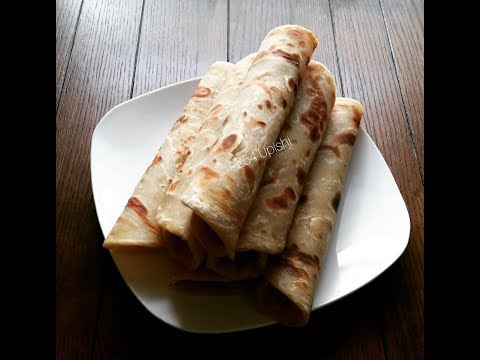 How to make Soft & Layered Chapati