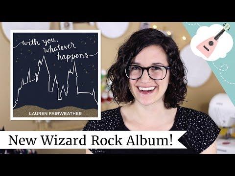 Help me make my next wizard rock album!   @laurenfairwx