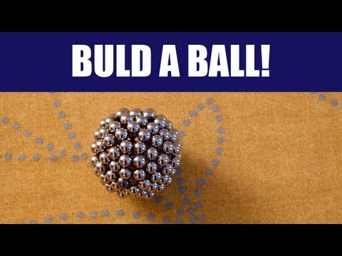 NanoDots & BuckyBalls: Build a Simple Ball