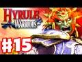 Hyrule Warriors Gameplay Walkthrough Part 15 Ganondorf Seeks
