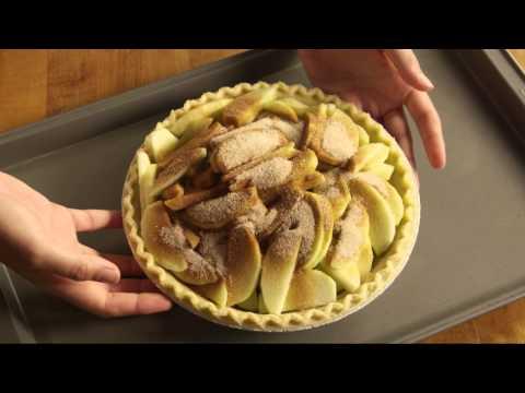 How to Make Apple Crumble Pie | Pie Recipes | Allrecipes.com