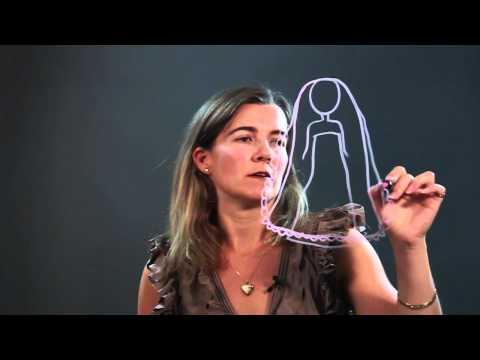 How to Draw a Wedding Veil
