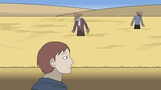 True Scarecrows  Horror Story Animated