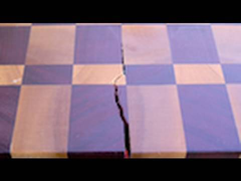 124 - How to Fix a Cracked or Split Cutting Board