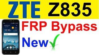 Zte Z798bl Frp Bypass