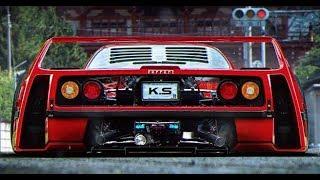FERRARI F40 --- Best car ever made???