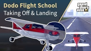 GTA 3 Dodo Flying Tutorial   HOW TO FLY A PLANE IN GTA 3 (Taking Off - Landing - Steering)