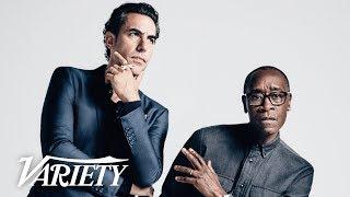 Download Sacha Baron Cohen & Don Cheadle - Actors on Actors - Full Conversation Video
