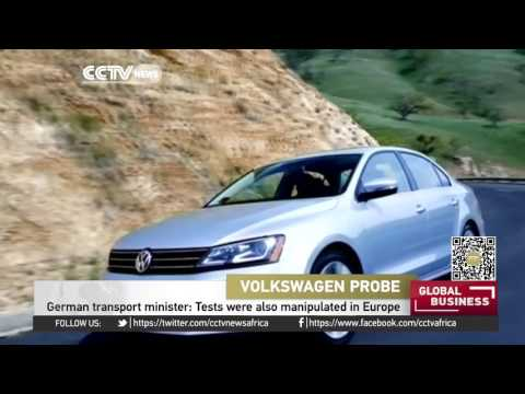 Volkswagen admits to using fake emissions test in Europe