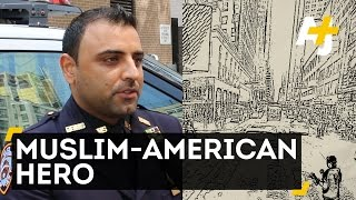 Afghan-American Cop Risks Life For NYC