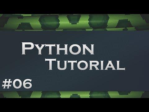 Python #6 - Schleifen