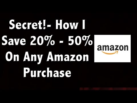 The Secret To Saving 20%-50% On Amazon - and It's Not Using Coupon Codes - Purse.io