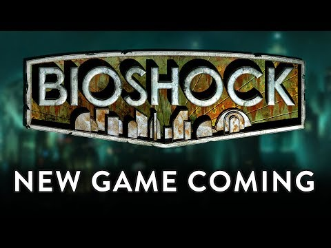 New BioShock in Development at 2K Games!!