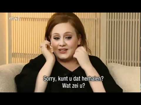 Adele - Ushi the (complete) interview.