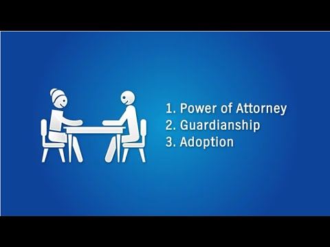 Adoption, Guardianship, and Power of Attorney (Ilocano)