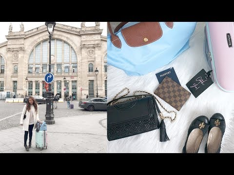 How To Pack: 10 Days in CARRY ON | 13 Outfits | Europe Trip | Charmaine Dulak