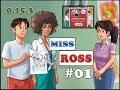 Download  Summertime Saga  Miss Ross | 0.16.1| Quest of Arts | The Teachers | Complete walkthrough MP3,3GP,MP4