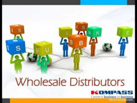 List of Wholesale distributors