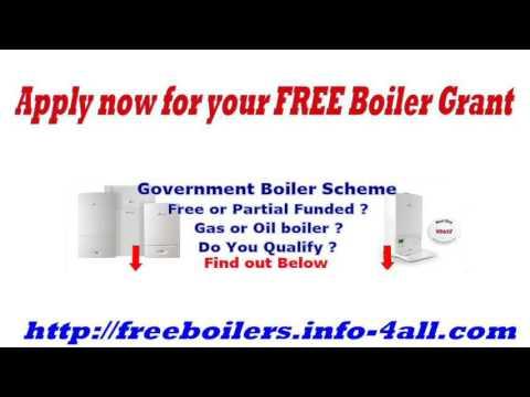 Free Boiler Grants Wilmslow