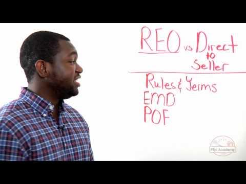 WHOLESALING REAL ESTATE: REO vs Direct to Seller