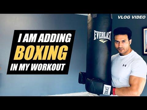 Sneak Peek - I am adding BOXING in my workout (VLOG) - Guru Mann
