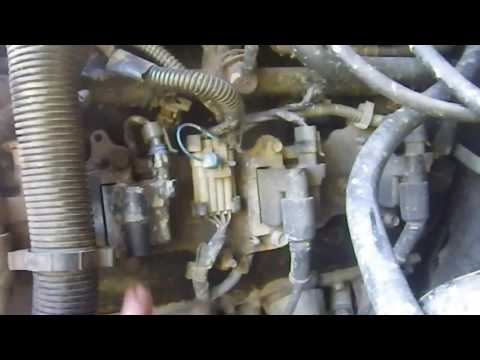 P0353 HOW TO CHANGE COIL PACK CHEVY SILVERADO 2002