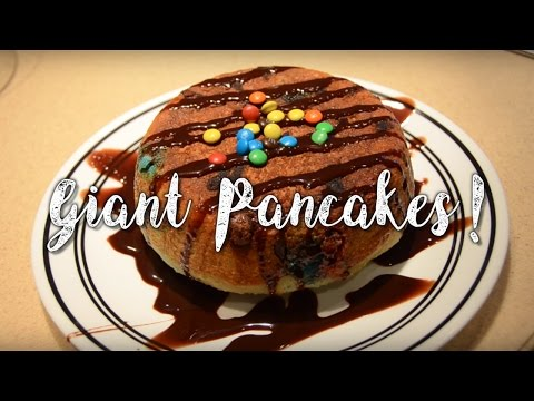Giant Pancakes (w/ Rice Cooker) | How to Make