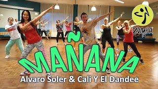 Mañana - Alvaro Soler & Cali Y El Dandee 💃   Zumba & Dance workout Choreo   Dance Passion