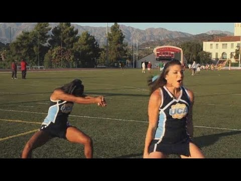 How to Learn a Cheerleading Dance | Cheerleading