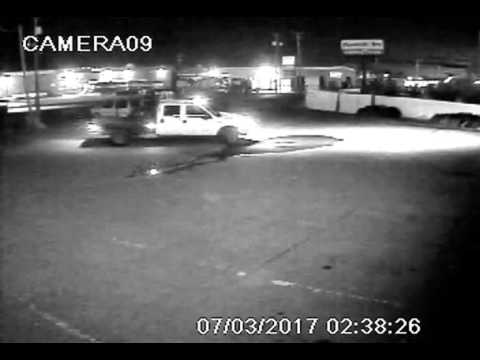 Prince George RCMP - Stolen Vehicle Used to Smash into Mall
