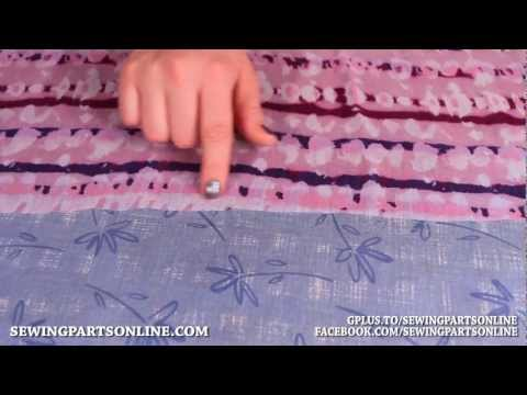 How to Iron and Stabilize Fabric with Best Press Starch Alternative