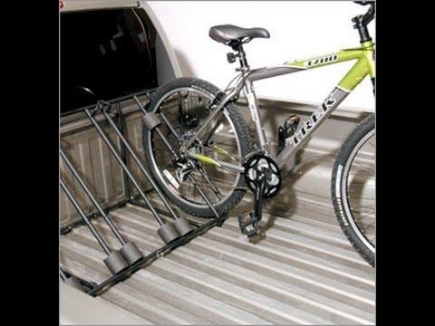Advantage SportsRack Truck BedRack 4 Bike Rack