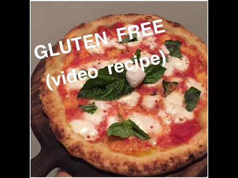 HOW TO MAKE GLUTEN FREE DOUGH (best on youtube)