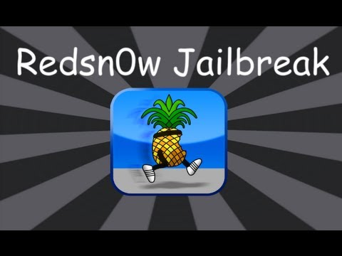 Redsn0w Jailbreak iOS 4.3.5 Firmware For iPhone 4, 3Gs, iPod Touch 4, 3 & iPad