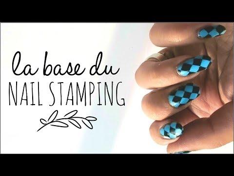 Débuter en Nail Stamping