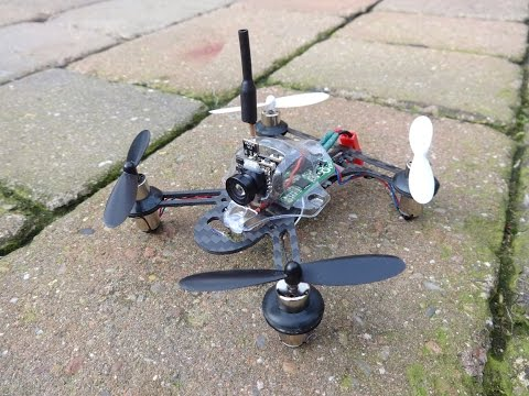 Build your own FPV micro drone