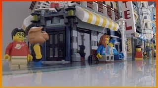 Download LEGO City Flood - First 3 Modular Sets Video