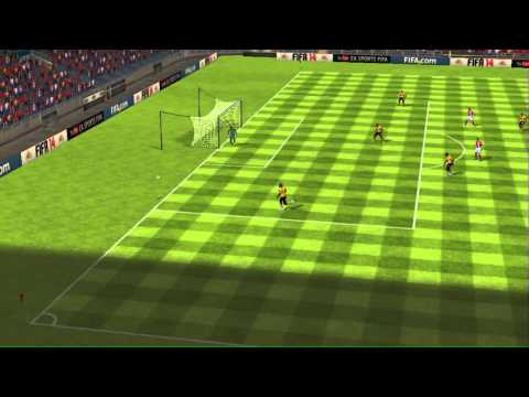 FIFA 14 iPhone/iPad - Corner Maestro Achievement #1