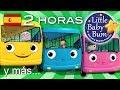 Download Las ruedas del autobús | 2ª Recopilación | Más de 2 horas de canciones infantiles | LittleBabyBum! MP3,3GP,MP4