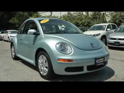 2009 Volkswagen New Beetle Coupe - 2dr Car Lynbrook NY U4205