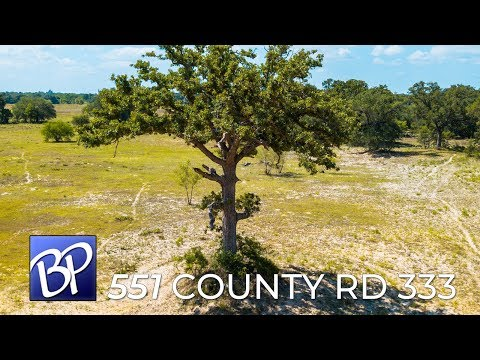 44+ Acres For Sale: 551 County Road 333, Sutherland Springs, Texas 78161