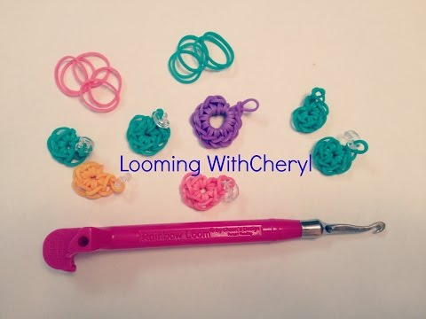 Rainbow Loom How to make a Magic Ring / Circle with just your Hook - Loomigurumi -