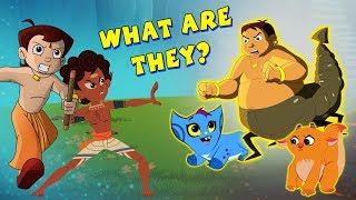 Kalari Kids & Chhota Bheem - Jaadui Pet se Musibat