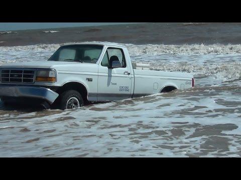 Bullet Hole Ford of Matagorda Beach