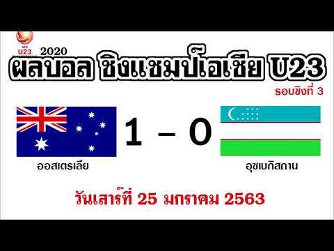 Xxx Mp4 ผลบอลชิงแชมป์เอเชีย U23 วันเสาร์ที่ 25 มกราคม 2563 รอบชิงที่สาม คัดโอลิมปิก 2020 ออสเตรเลีย เข้ารอบ 3gp Sex