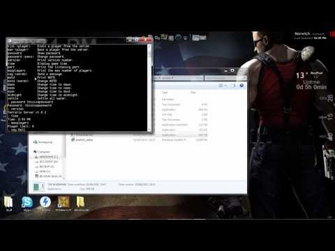 Terraria - 1.0.4 Server Software Setup