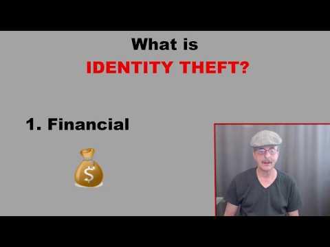Identity Theft - Identity Theft Explained