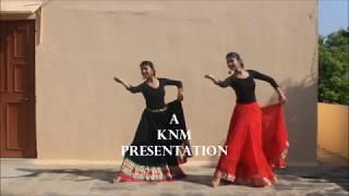 "IndianRaga "" Swalla "" Raga Challenge by KNM (Kathak Rendition )"