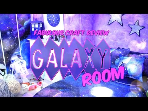 Fabulous Craft Review: GALAXY Room Pillows - Doll Crafts